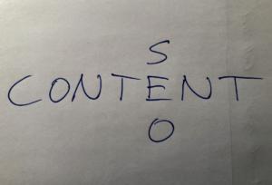Wichtigste Komponente bei der Suchmaschinenoptimierung - SEO und Content